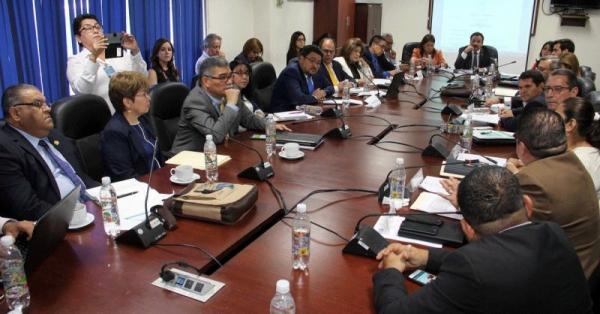 FEDECACES junto a otras federaciones cooperativas presentan propuestas ante reformas