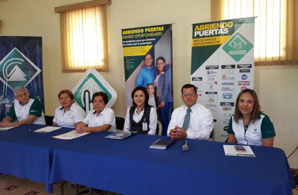 CONFERENCIA DE PRENSA: DÍA DE LAS COOPERATIVAS DE AHORRO Y CRÉDITO DE LA ZONA OCCIDENTAL