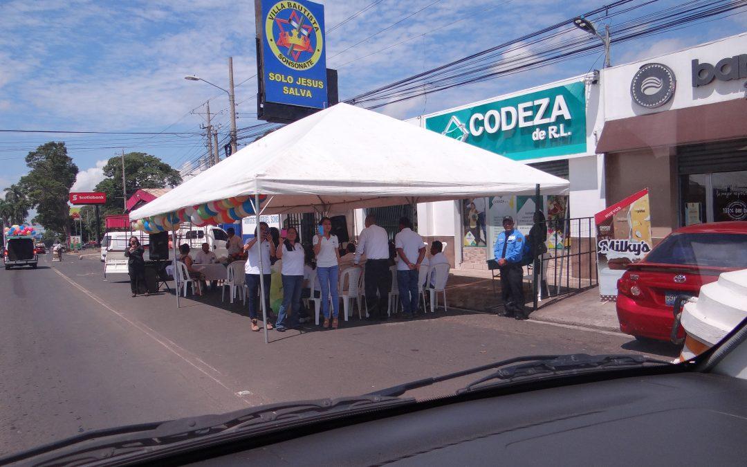 Inauguración nueva agencia CODEZA Sonsonate