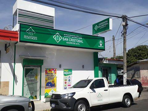 Inauguración nueva agencia  ACACRECOSCde R.L
