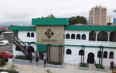 INAUGURACIÓN EDIFICIO DE  OFICINAS CENTRALES DE LA COOPERATIVA  ACACEMIHA DE R.L