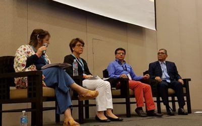 """Participación de Gerente Corporativo de FEDECACES en la XX Conferencia Regional de Cooperativas de las Américas """"Frente a los Desafíos Hemisféricos"""""""