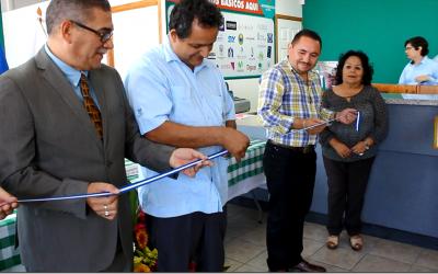 Inauguración nueva agencia Cooperativa ACAPRODUSCA