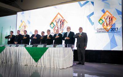 """XII Conferencia Internacional """"Globalizando la Solidaridad"""" de la Red de Cooperativas FEDECACES"""