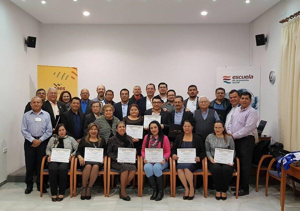 DIPLOMADO INTERNACIONAL EN DIRECCIÓN DE EMPRESAS COOPERATIVAS
