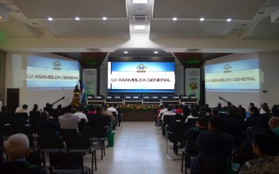 LV ASAMBLEA GENERAL DE FEDECACES