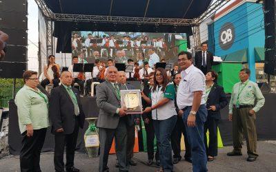 INAUGURACIÓN AGENCIA ACACCIBA DE R.L EN SAN SALVADOR