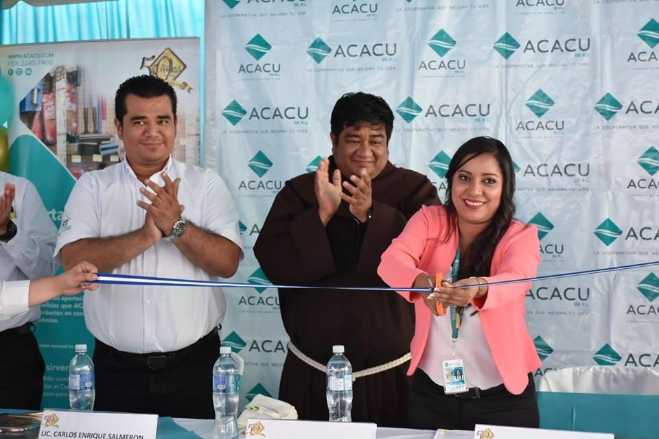 INAUGURACIÓN NUEVA AGENCIA ACACU DE R.L.
