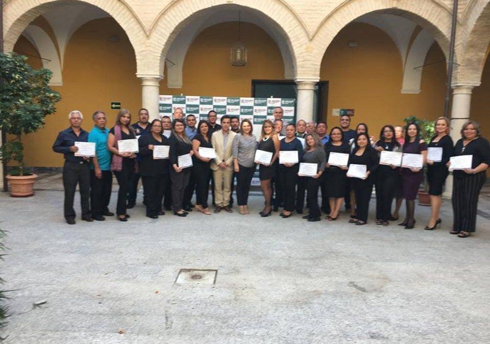 Finaliza 3ra Edición Curso Avanzado en Dirección Cooperativa  OSUNA- España