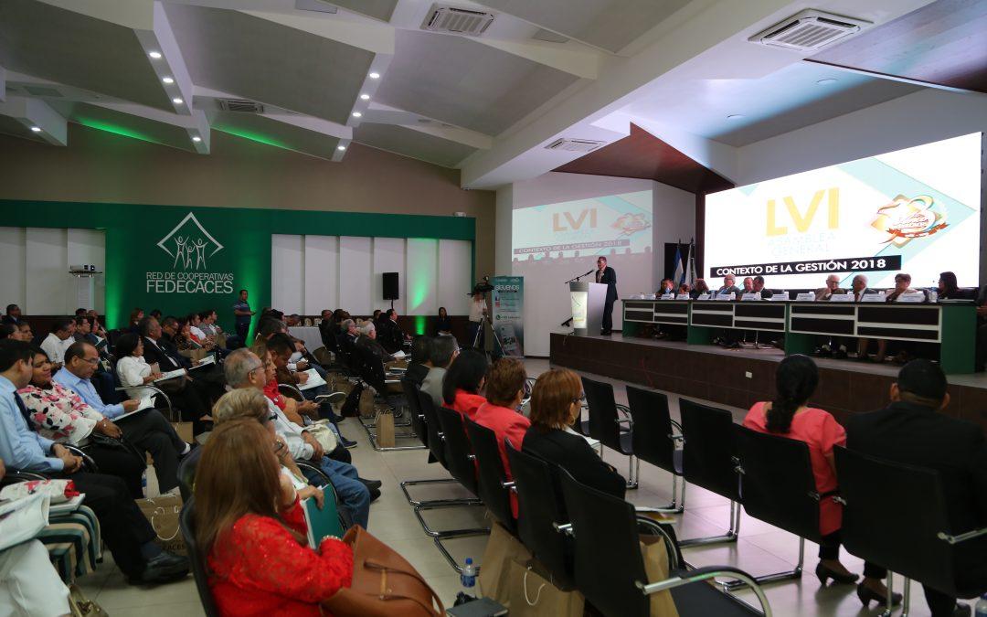 LVI Asamblea General de FEDECACES