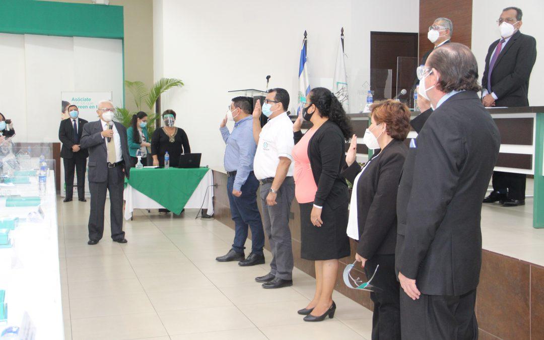 ELECCIÓN DEL CONSEJO DE ADMINISTRACIÓN Y JUNTA DE VIGILANCIA