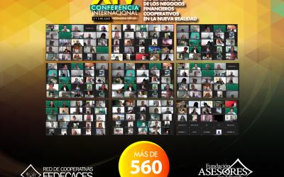 XIV Conferencia Internacional «Las Tendencias de los Negocios Financieros Cooperativos en la Nueva Realidad»